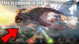 This is coming to Ark: Survival Evolved...... July 10th...   *NEW*