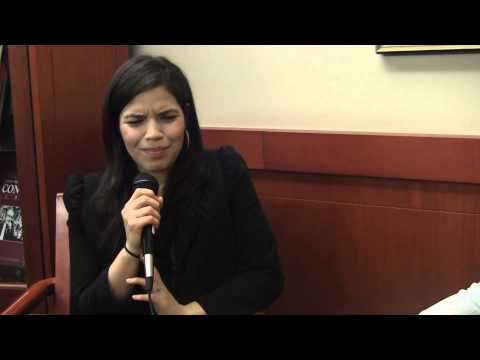 America Ferrera Interview