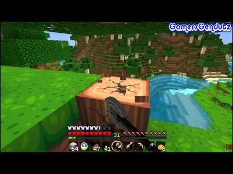 Mulai Bikin Rumah!! :D   Minecraft Hardcore Indonesia - part 22