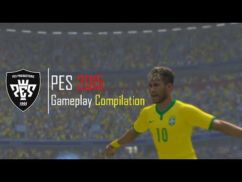 0 Primer video del Pro Evolution Soccer 2015