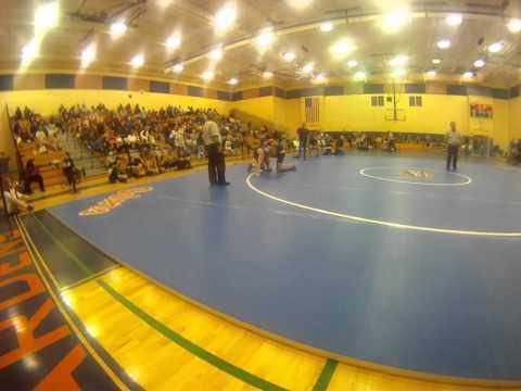St. Lucie West Centennial High School second match - 2 feb