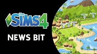 The Sims 4 News Bit: OCTOBER PATCH, NEW GAME RELEASE, DISABILITIES, & MORE!