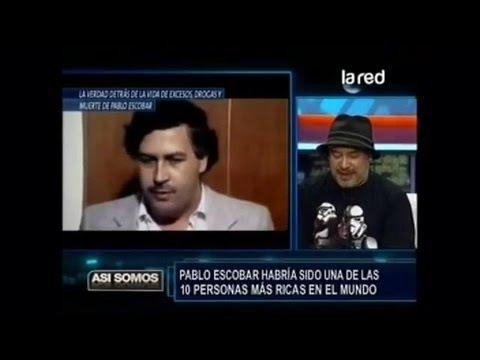 SALFATE | Pablo Escobar: La Vida de Excesos y Drogas