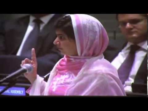 Young Heroine Malala Yousafzai by General Smuts High School