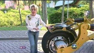 Mega Triciclo no Mais Você