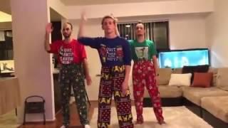 Mr HotSpot My Friends Dance Challenge