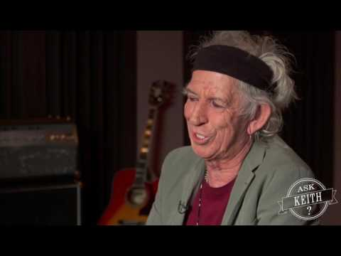 Ask Keith Richards: If you could only own one guitar, which would it be?