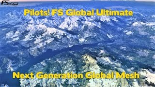 FS Global Ultimate Next Generation - Default & Freemesh Comparison