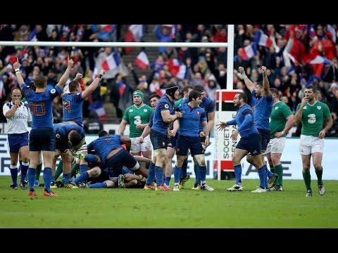 Short Highlights Worldwide - France 10-9 Ireland | RBS 6 Nations