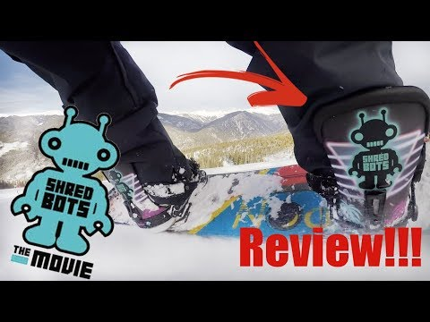 Shred Bots Limited Edition Union Bindings Review  - Keystone Colorado - (Day 34. Season 2)