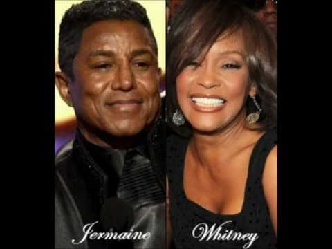 Whitney Houston, Jermaine Jackson Duet - If you say My Eyes are Beautiful