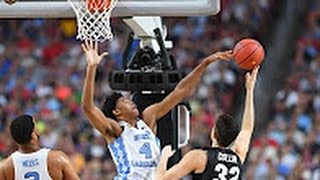 North Carolina VS Gonzaga Highlights 2017 National Championship! HD