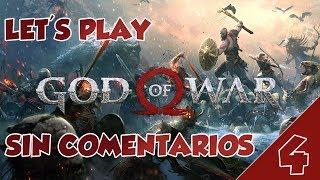 God of War | Let's Play Parte 4 | Sin Comentarios | Papa es un Gamer