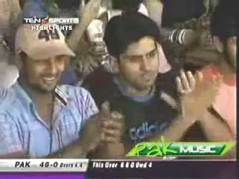 Shahid Afridi 2nd Fastest 100 vs India