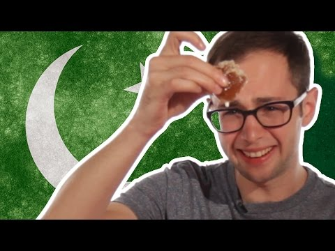 Americans Try Pakistani Meals For The First Time
