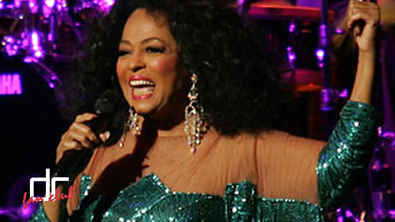 Diana Ernestine Earle Ross >> Diana Ross In the Name Of Love Tour 1 (Chicago 2014) - YouTube