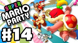 All Unlockable Characters! Pom Pom! - Super Mario Party - Gameplay Walkthrough Part 14