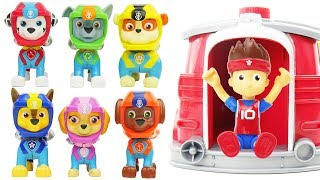 Paw Patrol Sea Patrol Outfits Match Wrong Heads with Ryder ATV Chase Rubble Patroller Boat