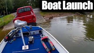 How to Launch a Boat by Yourself! Beginner Tips From Realistic Fishing