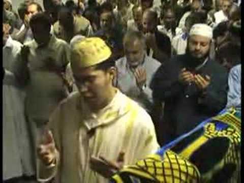 Sheikh Abdelkarim--dua Qunut In Witr--part 1 video
