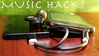 6 Music Tricks YOU SHOULD KNOW (Music Life Hacks)