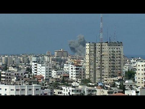 Fresh fighting resumes between Israel and Gaza militants