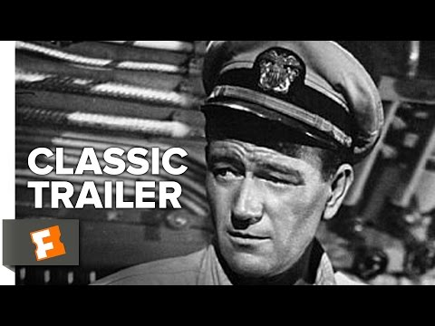 Operation Pacific is listed (or ranked) 15 on the list The Best Submarine Movies Of All Time