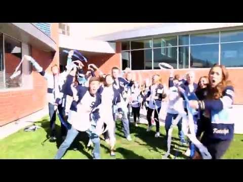 Salem Hills High School Lip Dub (Macy's Lip Dub Challenge 2014)