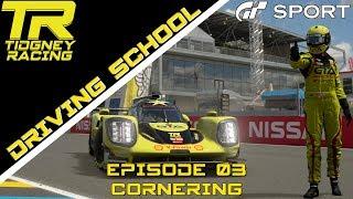 [GT Sport] - Tidgneys Driving School Episode 03: Cornering