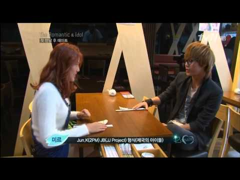 [FULL] 121111 Mir on The Romantic & Idol
