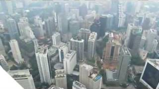 2011 KL Tower International BASE Jump 2