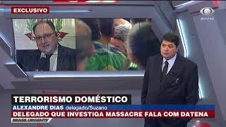 Suzano: Polícia aponta participação de 3ª pessoa em ataque