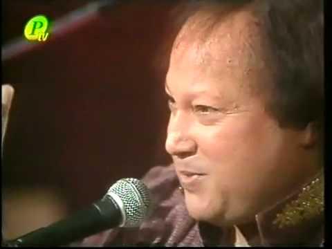Nusrat Fateh Ali Khan  Tum Ik Gorakh Dhanda Ho video