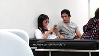 Dolce Amore Off-Cam LizQuen Tampuhan