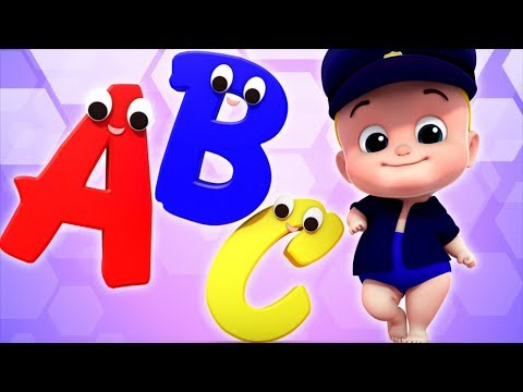ABC Song | Alphabets Song | Preschool Videos | Nursery Rhymes For Kids | Baby Song By Junior Squad
