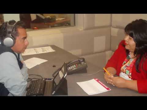 Entrevista Maritza Marín Marcelo con Fernando Maldonado, Radio Tribuna