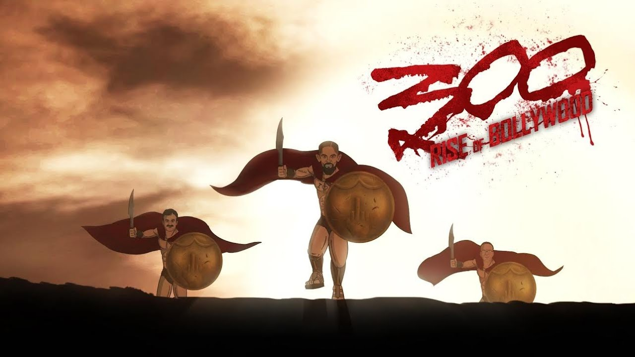 300 spoof movie