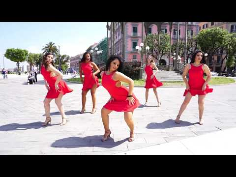 BAILA CON SHASA -  Echame la Culpa - belly reggaeton