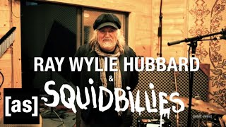 Ray Wylie Hubbard: Behind the Scenes | Squidbillies Theme Song | adult swim