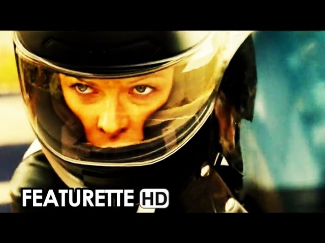 Mission: Impossible Rogue Nation Featurette 'Motorcycles' (2015) - Action Adventure HD