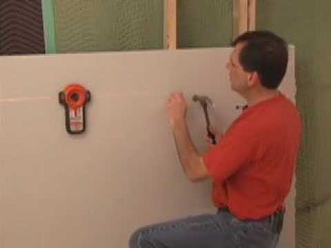 HOW TO GET THE MOST FROM YOUR STUD FINDER , LASER LEVEL Video