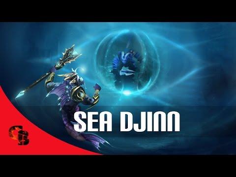 Dota 2: Store - Slardar - The Sea Djinn w/ SLTV Star Series Season 12