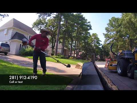 Harmony Landscaping Residential lawn Service