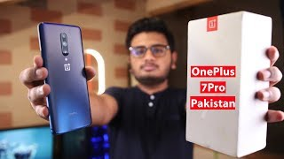 OnePlus 7 Pro Unboxing | Price in Pakistan and FirstLook.