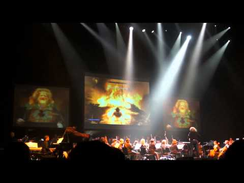 E3 2012 – Skyrim Main Theme orchestra Live EPIC Music Concert video games live
