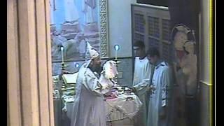 قداس عيد العذراء 2013   لآباء الكنيسة