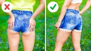 25 CLOTHING HACKS THAT WILL CHANGE YOUR LIFE