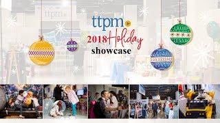 TTPM 2018 Holiday Showcase Mattel, Fisher-Price, Hasbro, Spin Master, Just Play, LeapFrog, Mego
