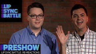 Re-Reactions: Greg and Elliott Read Your Comments | Lip Sync Battle