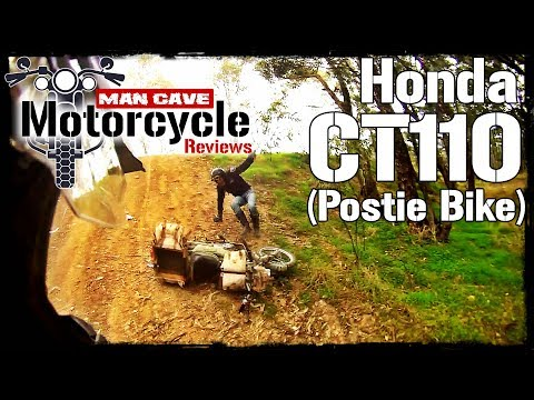 Honda CT110 (Postie Bike) Review